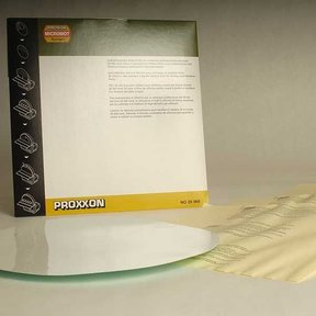 Adhesive Silicone Film for Quick Change of Sanding Discs