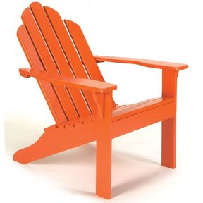 Adirondack Chair - Downloadable Plan