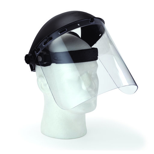 View a Larger Image of Adjustable Face Shield