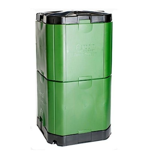 View a Larger Image of Aerobin Insulated 110 Gallon Compost Bin