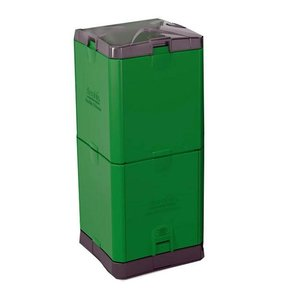 Aerobin Insulated 55 Gallon Compost Bin