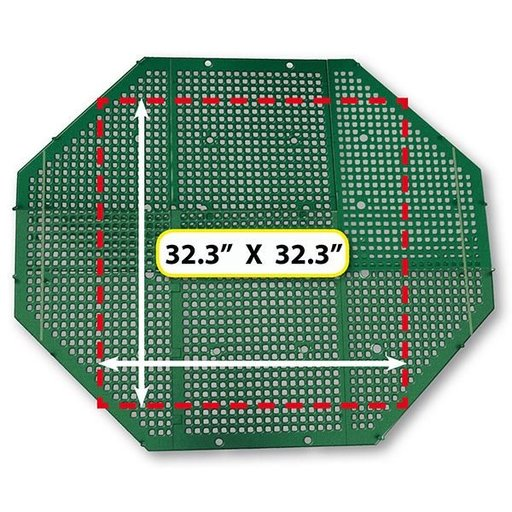 View a Larger Image of AeroQuick Rodent-Proof Grid Base
