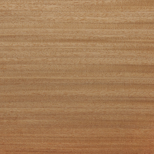View a Larger Image of Afromosia Veneer Sheet Quarter Cut 4' x 8' 2-Ply Wood on Wood