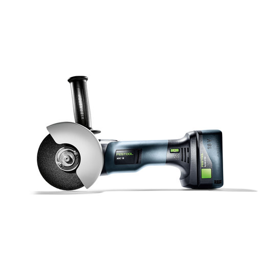 View a Larger Image of AGC 18 Cordless Angle Grinder Basic without battery pack or charger