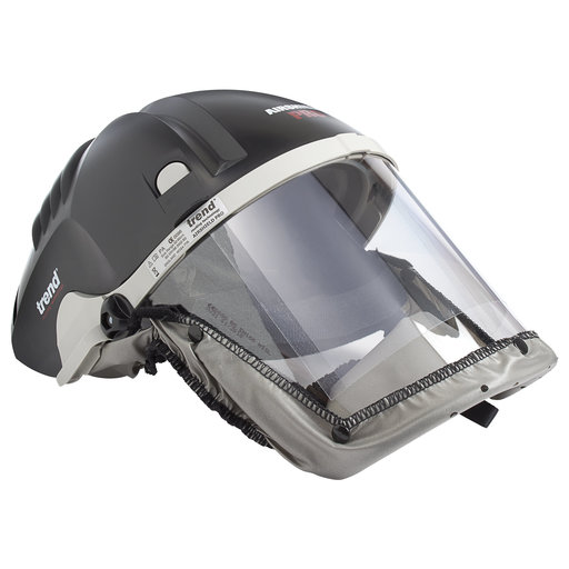 View a Larger Image of Air Circulating Face Shield