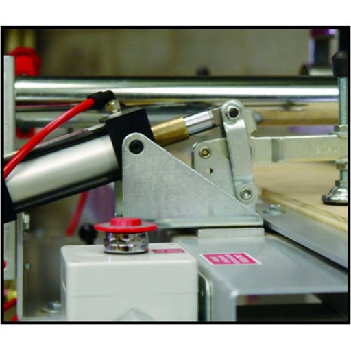 View a Larger Image of Air Clamps for Safety Speed TR2 Horizontal Table Router