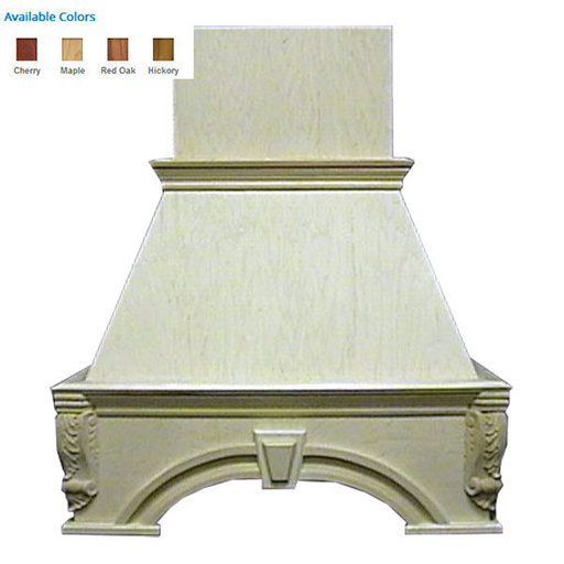 "View a Larger Image of 36"" Decorative Keystone Hickory"