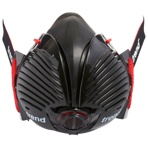 View a Larger Image of Air Stealth Half Mask Small / Medium