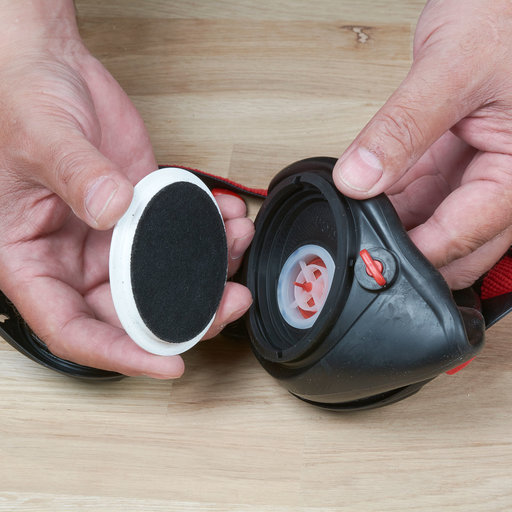 View a Larger Image of Air Stealth Nuisance NIOSH Filter pack, 1 Pair