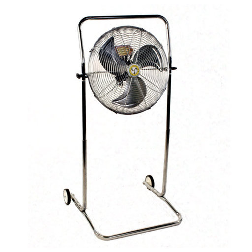 View a Larger Image of Air Circulator High Stand Pivot Fan