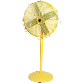 Heavy Duty Safety Yellow Air Circulator