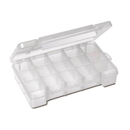 View a Larger Image of Akro-Mils 11in Storage Case, Model 05805, Set of Six