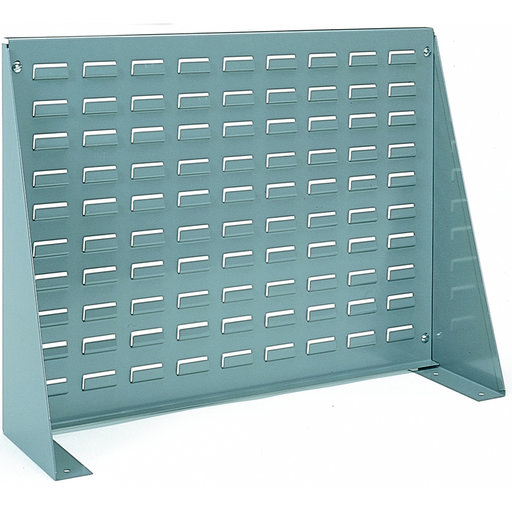 "View a Larger Image of Akro-Mils 27"" Louvered Bench Rack"