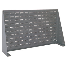 "Akro-Mils 36"" Louvered Bench Rack"