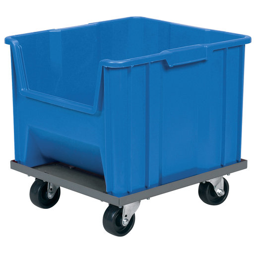 View a Larger Image of Akro-Mils Steel Dollie for Stak-N-Store Bin Model 13018