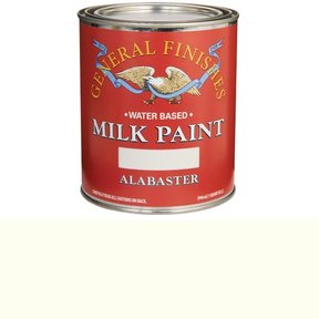 Alabaster Milk Paint Quart