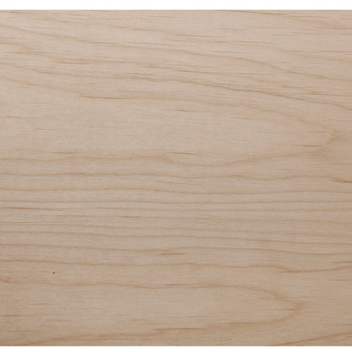 View a Larger Image of Alder Veneer Sheet Plain Sliced Clear 4' x 8' 2-Ply Wood on Wood