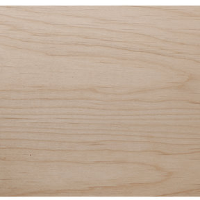 Alder Veneer Sheet Plain Sliced Clear 4' x 8' 2-Ply Wood on Wood
