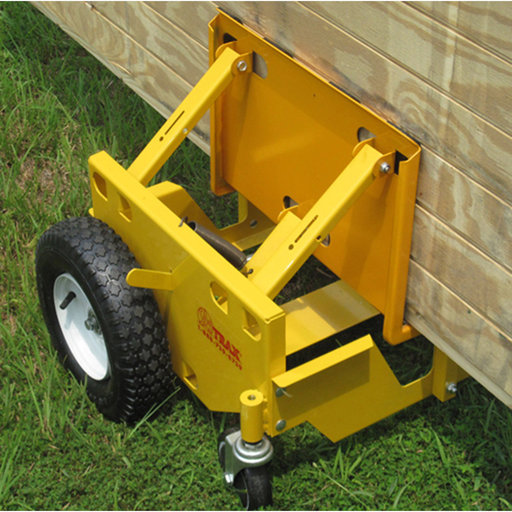 View a Larger Image of All Terrain Panel Express Cart with Tool Box & Shelf