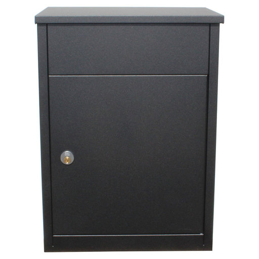 View a Larger Image of Allux Series Mailboxes Allux 500 (Wall Mount Mail/Parcel Box