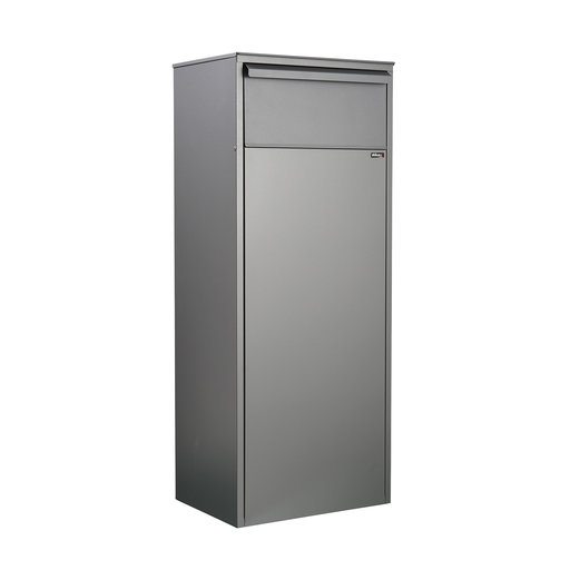 View a Larger Image of Allux Series Mailboxes Allux 800 Mail/Parcel Box with REAR l