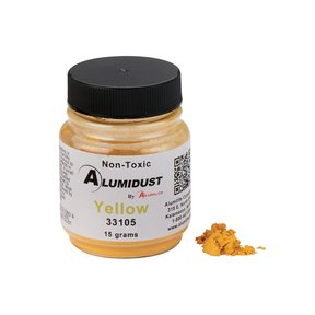Alumidust Yellow 15gram