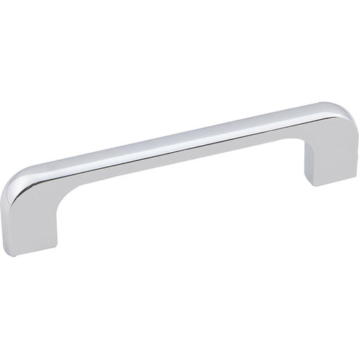View a Larger Image of Alvar Pull, 96 mm C/C, Polished Chrome
