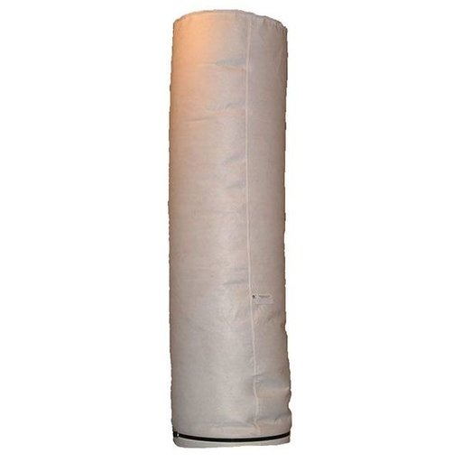 """View a Larger Image of Custom Dust Collection Bag, 14"""" D x 48"""" L"""