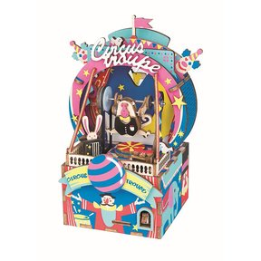 Amusement Park Music Box Kit