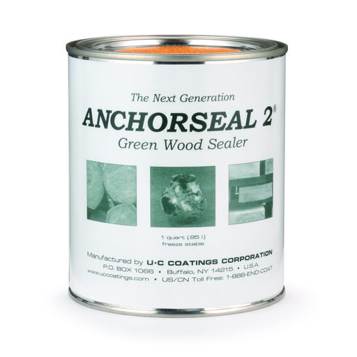 View a Larger Image of Anchorseal 2 Green Wood Sealer, Quart
