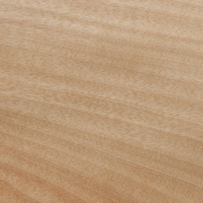 Anigre Veneer Sheet Plain Sliced 4' x 8' 2-Ply Wood on Wood