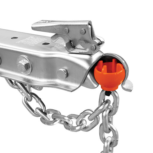 View a Larger Image of Anti-Theft Trailer Coupler Ball