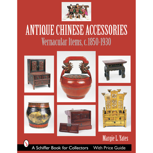 View a Larger Image of Antique Chinese Accessories