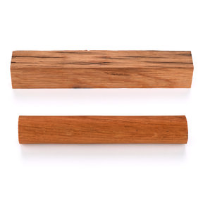 "Antique French Oak 3/4"" x 3/4"" x 5"" Pen Blank 2-piece"