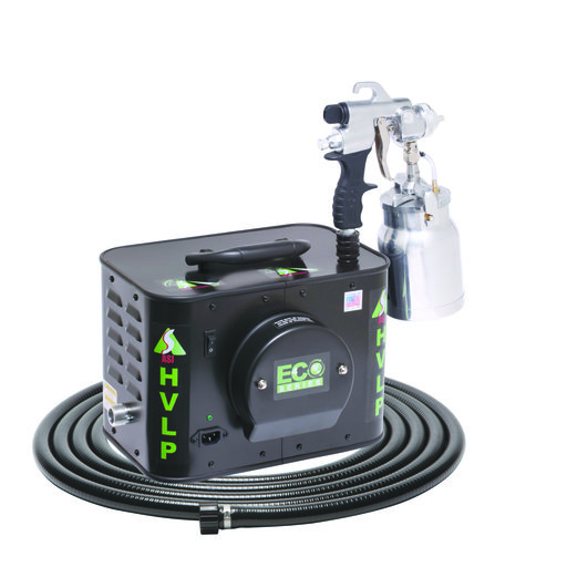 View a Larger Image of Apollo Eco 4 Stage Spray System w/e7000 Non-Bleed Spray Gun