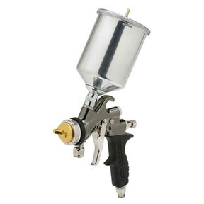 AtomiZer Gravity Feed Spray Gun, Model A7500GC-600