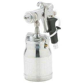 E5011 Bleeder Style Spray Gun with 1 Quart Cup