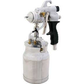 E7000 Non-Bleed Spray Gun with 1 Quart Cup