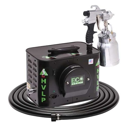 View a Larger Image of ECO 3 Stage Spray System with E7000 Non-Bleed Spray Gun