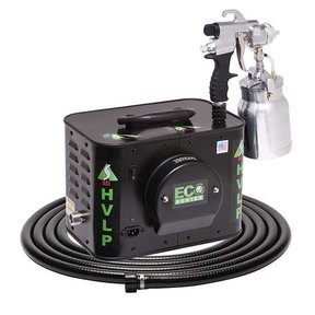 ECO 5 Stage Spray System with E7000 Non-Bleed Spray Gun