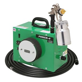 Power-4 HVLP Spray System