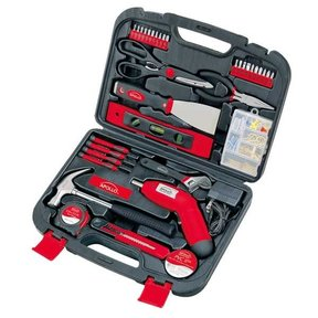 135 pc. Household Tool Kit, Model DT0773
