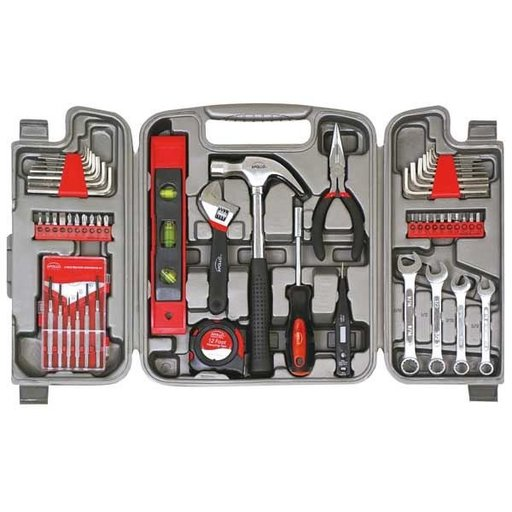 View a Larger Image of 53 pc. Household Tool Kit, Model DT9408
