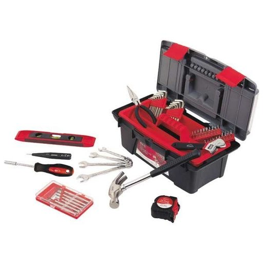View a Larger Image of 53 pc. Household Tool Kit, Model DT9773