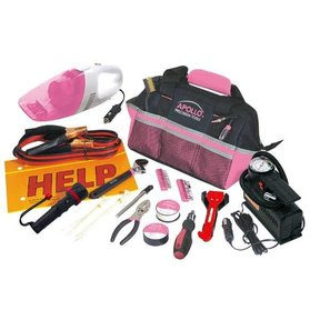 54 pc. Roadside Tool Kit, Model DT0515P