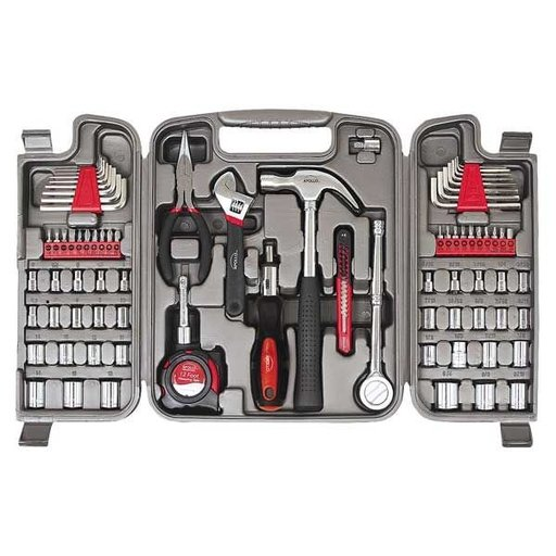 View a Larger Image of 79 pc. Multi-Purpose Tool Kit, Model DT9411