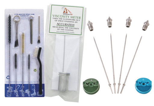 View a Larger Image of ApolloSprayers PRECISION-5 HVLP Spray System Accessory Kit