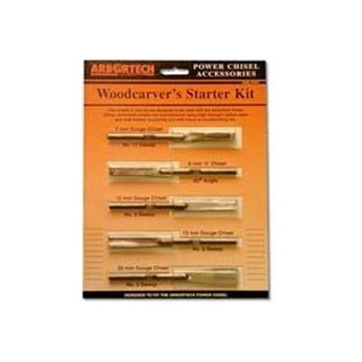View a Larger Image of Chisel, 5 piece