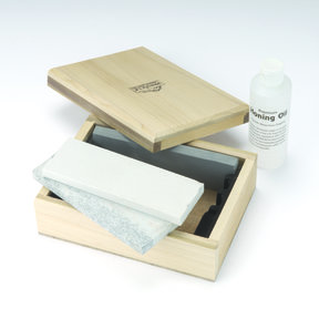 Arkansas Stone Boxed Set, 3 piece