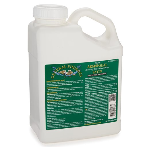 View a Larger Image of Satin Arm-R-Seal Varnish Solvent Based Gallon